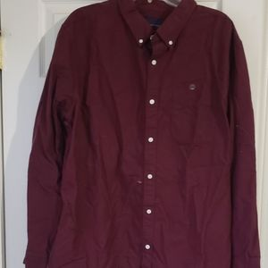 NWT AE button up
